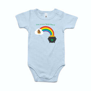 Kiwi Pot O' Gold Infant's Onesie