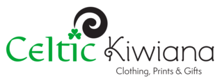 Clothing, Prints & Gifts | Celtic Kiwiana